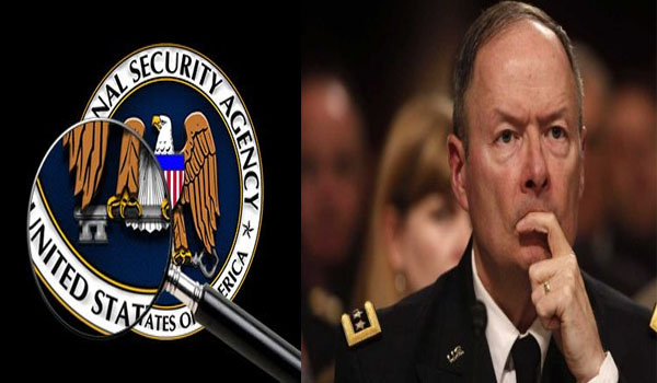NSA director admits agency trawls Twitter and Facebook