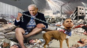 "Netanyahu's Dictation to US "" A Disgrace"""