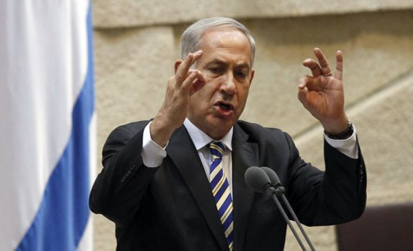 Netanyahu calls for stricter sanctions on Iran