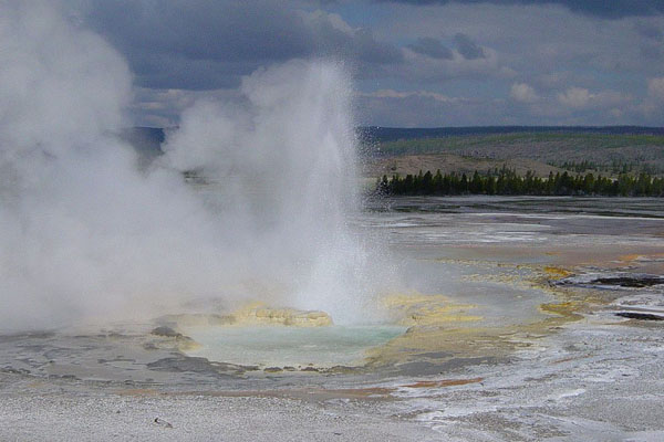 New Fears Supervolcano Eruption Will Make U.S