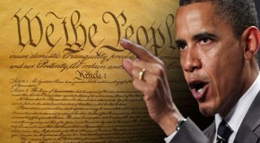 "Obama Administration Proposes 2,300-Page ""New Constitution"""