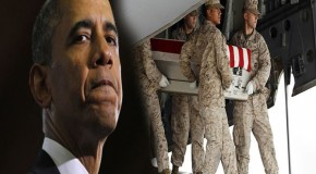 Obama Denies Mother of Fallen US Soldier Death Benefits