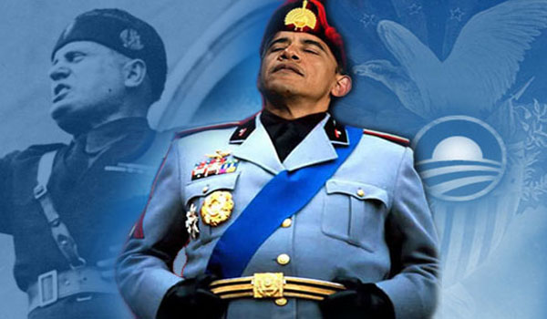 "Obama Preparing ""My Military"" For Next Step"