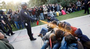 Occupy 'Pepper-Spray Cop' Awarded $38k Settlement