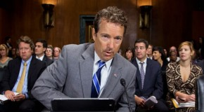 Rand Paul pushes constitutional amendment on Congress