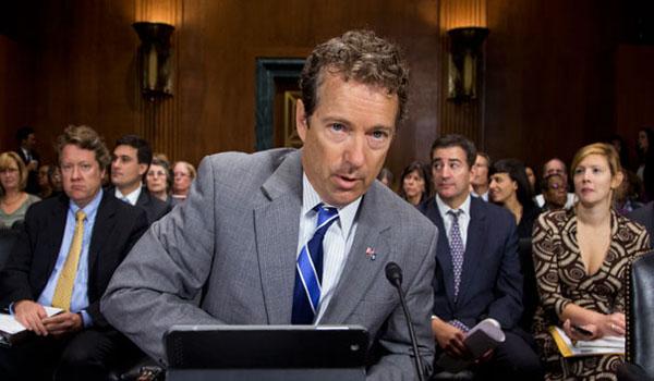 Rand Paul pushes constitutional amendment on Congress
