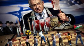 Shut-up, Netanyahu!