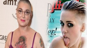"Sinead O'Connor's Open Letter to Miley Cyrus: ""You Are Being Pimped by the Music Business"""