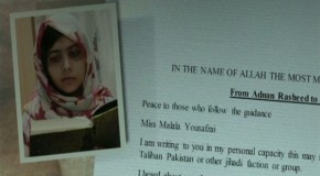 The Taliban's Letter to Malala Yousafzai