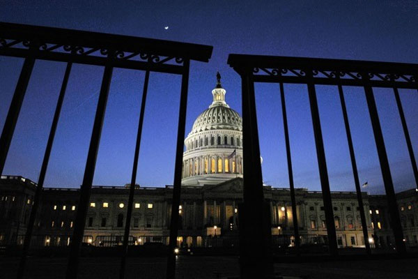 The Top 10 Ways The US Government Shutdown Will Affect You Today