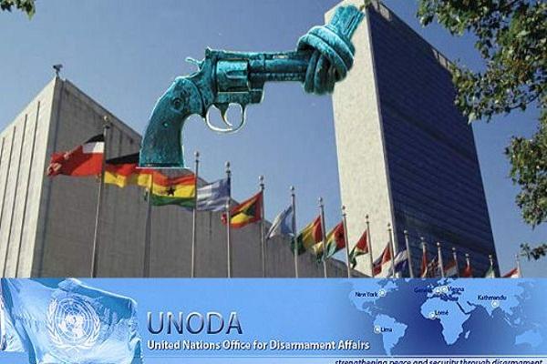 U.N. Disarmament of US
