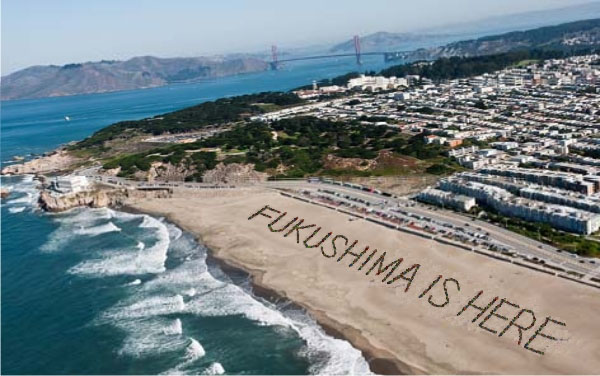 Video Fukushima Is Here In San Francisco