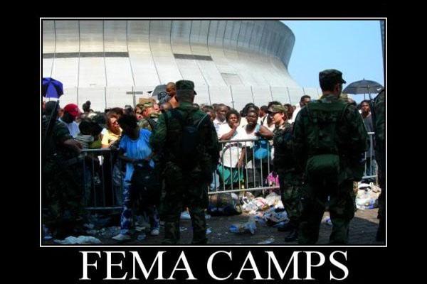 Video Wal-Mart Prepping For FEMA, CDC,United Nations-Preparing For Govt Shutdown