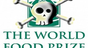 Winner! World Food Prize Awarded For Breakthroughs In Mass Population Poisoning