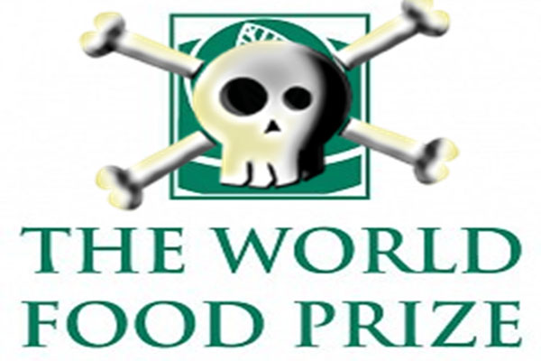 Winner! World Food Prize Awarded For Breakthroughs In Mass Population Poisoning
