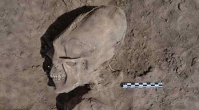 13 Nephilim Skulls Found In Mexico?