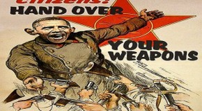 BUSTED!! DOJ Internal Memo Confirms Obama Plan for Gun Confiscation