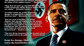 Barack Hussein Obama Must Now Be Declared An Enemy Of The State