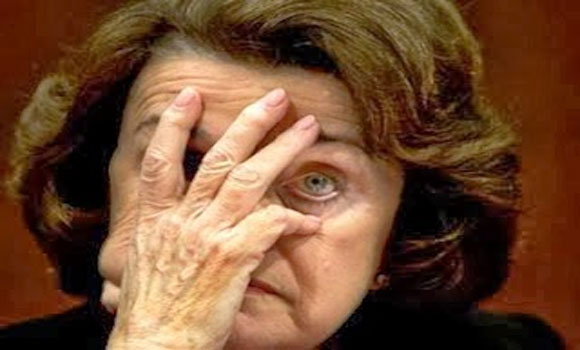 Big Brother's loyal sister How Dianne Feinstein is betraying civil liberties