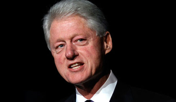 """Bill Clinton On NSA Spying """"We Are On The Verge Of Having The Worst Of All Worlds We'll Have No Security And No Privacy"""""""