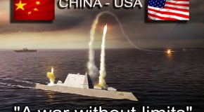 China 'challenging' US military power: War Fears Rise After China Missile Tests Over Oregon