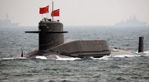 China reveals its ability to nuke the US: Government boasts about new submarine fleet capable of launching warheads at cities across the nation