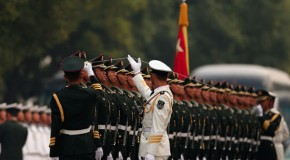 Chinese Troops Have Landed on U.S. Soil — Drills Ensue