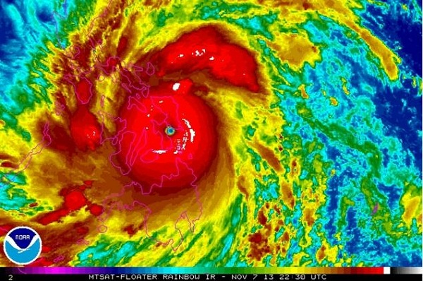 Did Weather Weapons Make Super Typhoon Haiyan