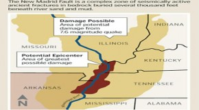 FEMA To The Rescue – Sinkholes Swallowing Southern Missouri