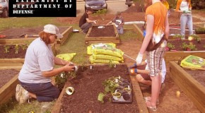People Who Grow Their Own Food Labeled Extremist By Dept. Of Defense