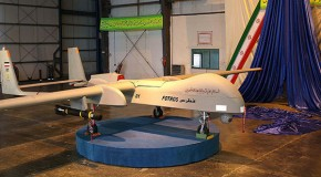 Iran unveils 'biggest' attack drone with '2,000 kilometer range'