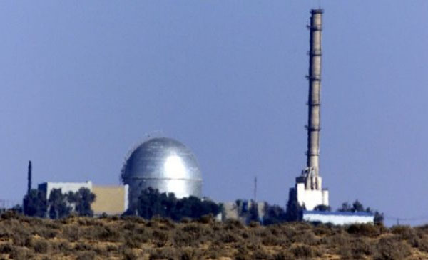 Israeli nukes threatening region, world