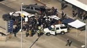 LAX Terminal Shoot Out With 23 Year Old NWO Conspiracy Theorist, But Was It Staged?