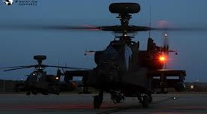 "Military Urban Operations Training: ""Blacked-out"" Helicopters Reported in Several Cities"