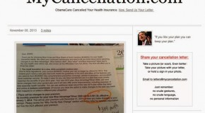 MyCancellation.com: Remember When Obama Lied 'You Can Keep Your Health Insurance'?