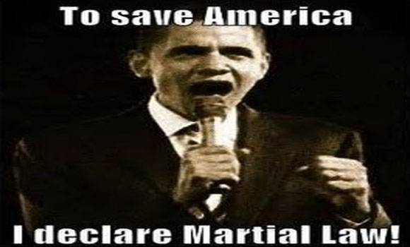 Obama's Hunger Games Is a Prelude to Martial Law