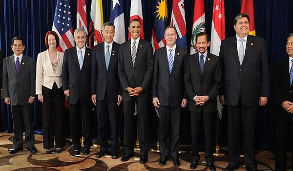 Obama's Secret Treaty Will Merge America Into The Emerging One World Economic System