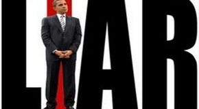'Obama has rebranded himself as a liar, forever'