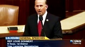 Video: Rep. Gohmert Warns Obama About The Genesis 12 Curse For Those Who Come Against Israel