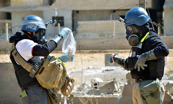 Syria's chemical weapons production facilities destroyed, says watchdog