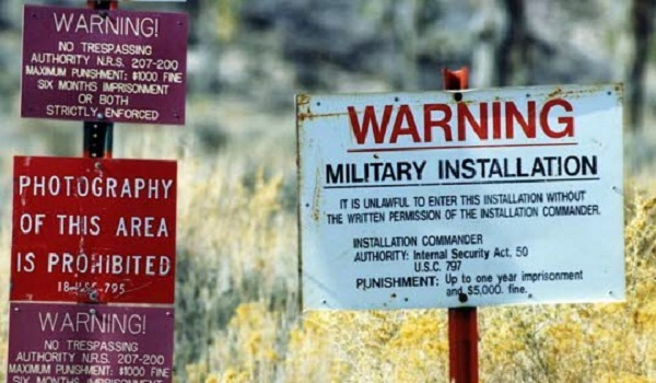 The Area 51 File Secret Aircraft and Soviet MiGs – Declassified Documents Describe Stealth Facility in Nevada