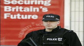 The Birth of a Police State: UK Police to be Granted Sweeping New Powers