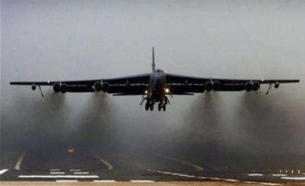 """Two US bombers Violates """"Defense Zone"""" After Chinese Threat to Shoot Down Aircraft"""
