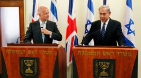 UK tells Israel not to disrupt Iran deal as defiant Netanyahu comes under fire