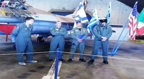 US Blue Flag starts in Israel, is the USA bluffing Iran?