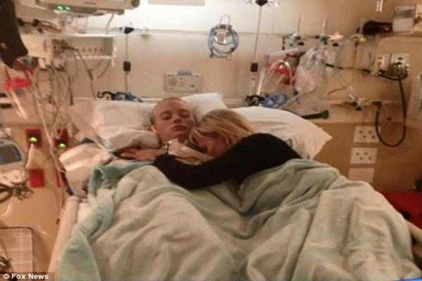 Utah Mom Believes Flu Shot Killed Her Teenage Son