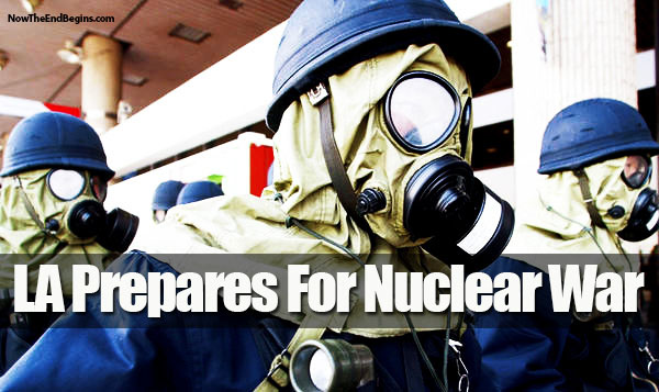 Video Why Is Southern California Suddenly Preparing For A Nuclear Attack