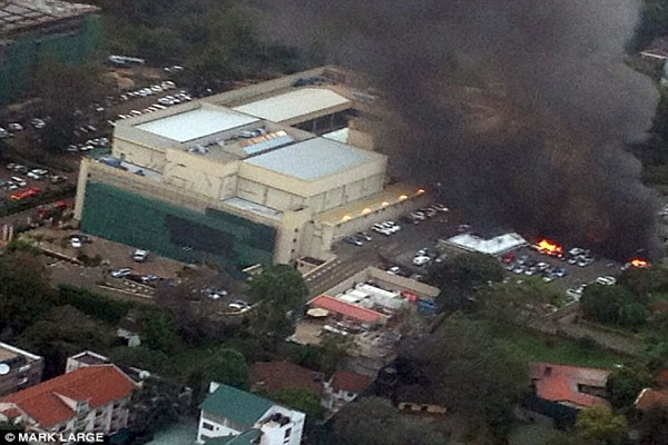 Was Kenya mall massacre 'mastermind' backed by CIA cash Disturbing claims by 'double agent who worked with terror suspect for years'