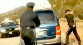 Was This Officer Justified When He Fired Into a Minivan Full Of Kids?