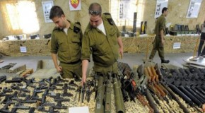 'Israel hit by $14mn military loss'